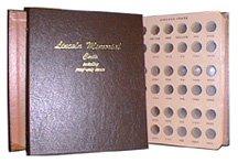 Dansco Deluxe Kennedy Half Dollar P,D&S Album #8166