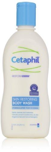 Cetaphil Restoraderm, Skin Restoring Body Wash, Formulated For Eczema, 10 Ounce