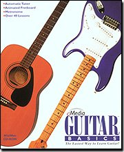 EMEDIA Guitar Basics  (Windows/Macintosh)