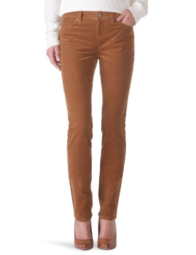 Tommy Hilfiger - Pantalón para mujer, Beige (Rubber, 36