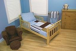 Trend Lab Max 4 Piece Toddler Boys Bedding Set