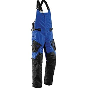 Arctiva Mens Mechanized 3 Snow Bib Blue Small S 3130-0547