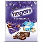 Cadbury fingers assortment 342g