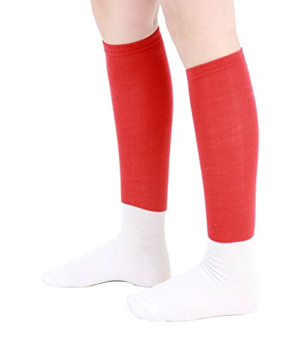 A League of Their Own Rockford Peaches Costume Socks