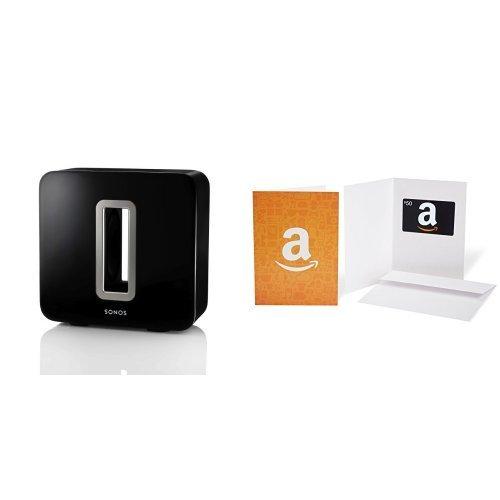 Why Choose SONOS SUB w/ $50 Amazon Gift card