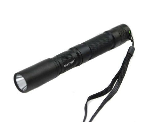 Mastiff A2 3W 365Nm Ultraviolet Radiation Uv Cure Led Blacklight Lamp Flashlight Torch And Nylon Holster