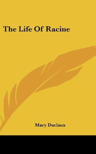 The Life of Racine
