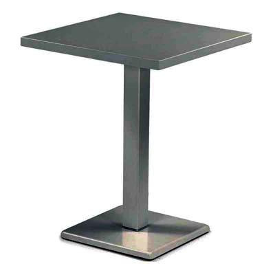 EMU Gartentisch Esstisch Tisch Round 60x60x75 cm (antik Eisen)