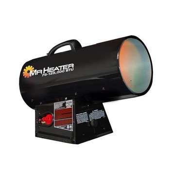B00KRFVG5G Mr. Heater 125,000 BTU Forced Air Propane Heater F271390