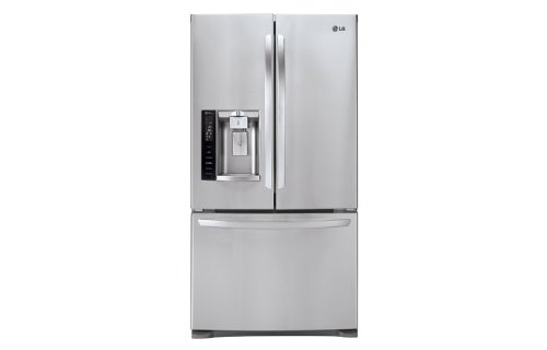 LG LFX28968ST French Door Refrigerator, 27.6 Cubic Feet, Stainless Steel (Lg Lfx28968 Water Filter compare prices)