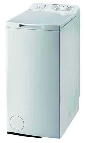 Indesit ITW A 51052 W (DE) Waschmaschine TL / A++ / 174 kWh/Jahr / 1000 upm / 5 kg / 7400 L/Jahr / 15 min Expressprogramm / weiß