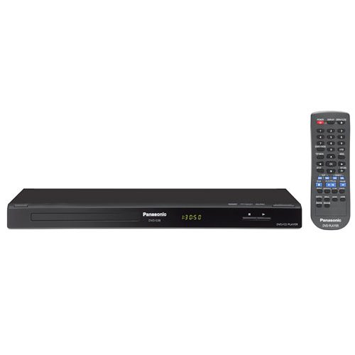 NEW Panasonic DVD-S38 Multi All Region Code Zone Free PAL/NTSC DVD Player. Plays DVDs from all Regions: 0, 1, 2, 3, 4, 5, 6, 7, 8, 9 PAL NTSC RCE REA included. Watch all your movies from CD or DVD Built-in converter allows playback of PAL DVDs on NTSC TV