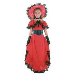 Value Costume: Scarlet (Small 3-5 yrs)