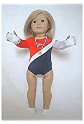 """Gymnastics Outfit. Fits 18"""" Dolls Like American Girl®"""