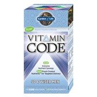 Vitamin Code 50 & Wiser Men's Multivitamin