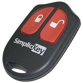 SimpliciKey SRCED-FOB Additional RF Keyfob