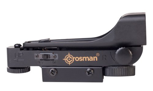 Read About Crosman Large View Red Dot Sight