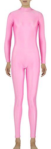 JustinCostume-Adult-Lycra-Long-Sleeve-Unitard-Bodysuit-Dancewear