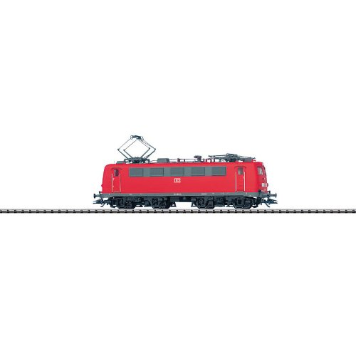 Trix HO Scale Electric Class E 41 Locomotive German Railroad, Inc. DB AG #141 061-2 (Era V Scheme, red, gray) - Sound  and  DCC/Selectrix Equipped