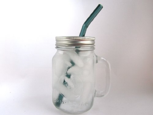 Straw Cup With Handles front-530396