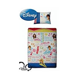 Disney High School Musical Club Single Duvet Cover Panel Set