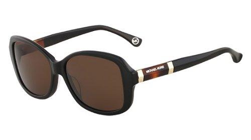 MICHAEL Michael KorsMICHAEL KORS Sunglasses M2859SRX MILENA 001 Black 55MM
