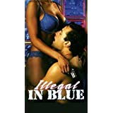 Illegal in Blue [VHS] ~ Stacey Dash