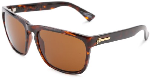 Electric Visual Knoxville Xl Es11210666 Polarized Rectangular Sunglasses,Tortoise Shell,56 Mm