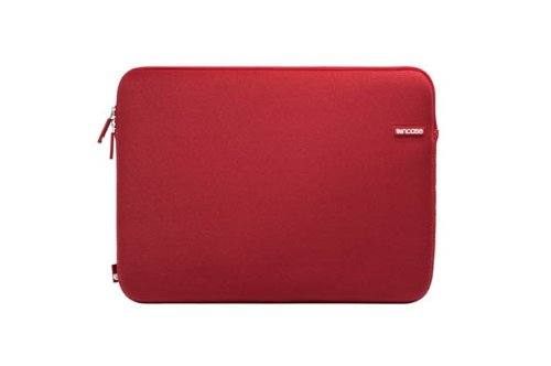 Incase Neoprene Sleeve MacBook Pro 15' rot