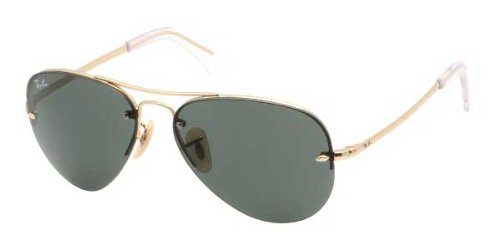 Ray-Ban Aviator Sunglasses (Arista) (RB3449|001/7159)