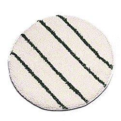 Zoom Supply Rubbermaid P269 Bonnet Pad, Commercial-Grade Rubbermaid Bonnet Pad, 19\