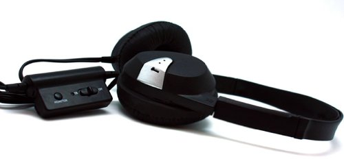 Vibe Vs-888-Nsc Noise Cancellation Overhead Headphones