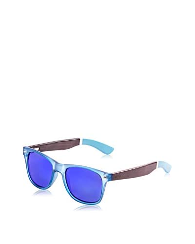 Ocean Sonnenbrille Beach Wood (60 mm) blau