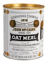 Mccann, Oatmeal Irish Can, 28 OZ (Pack of 6) ( Value Bulk Multi-pack)