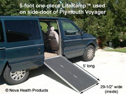 Used Wheelchair Ramps 8189