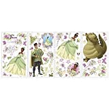 York Wallcoverings - Disney Princess and the Frog Removable Wall Decorations