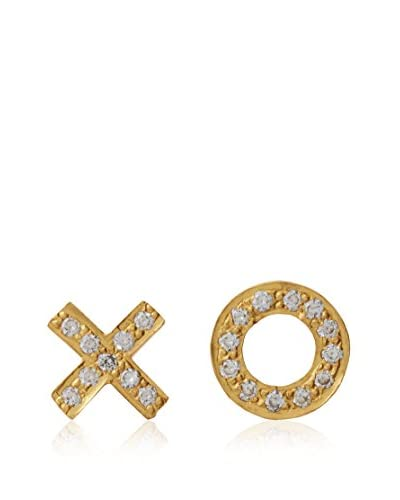 "Kevia ""XO"" Post Earrings As You See"