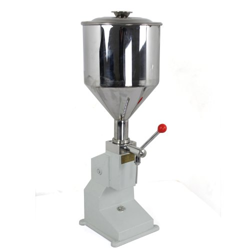 Segawe Manual Filling Machine 5~50Ml For Cream Shampoo Cosmetic Liquid Filler