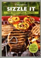 Weight Watchers Sizzle It; 140 Tasty Grill Recipes, Weight Watchers