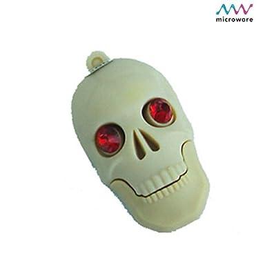 Microware 16GB Human Skeleton ShMicroware Designer Pen Drive