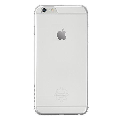 日本正規代理店品TUNEWEAR eggshell for iPhone 6 Plus (5.5インチ) クリスタルクリア TUN-PH-000325