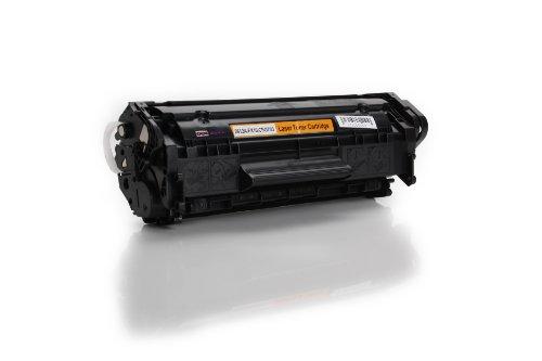 Toner kompatibel zu HP Q2612A | SCHWARZ / ca. 2000 Seiten | geeignet für HP LaserJet 1010 / 1012 / 1018 / 1020 / 1022 / 1022N / 1022NW / M1005MFP