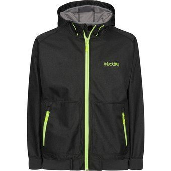 Iriedaily City Shield 3 Jacket/ Black Melange/ Gr. L jetzt bestellen