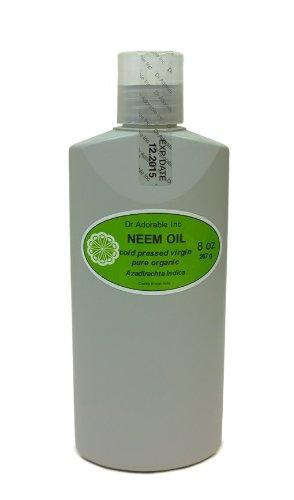 Neem Oil Ultimate Treatment 8 Oz front-987832