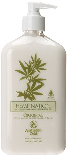Hemp Nation Moisturizer 16 Fl.oz.