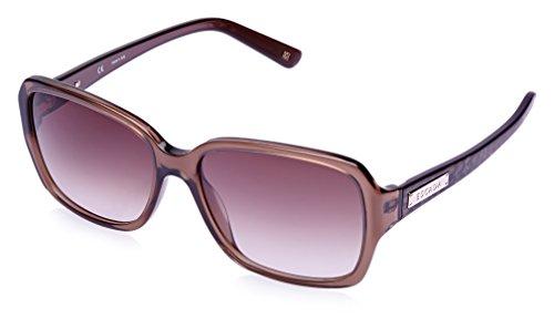 Escada Escada Cateye Sunglasses (Brown) (SES 265 0AAK 57)