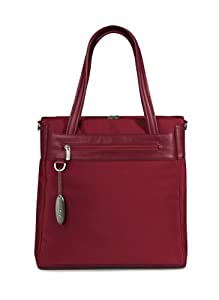 Samsonite  Camelot Laptop Vertical Tote,Ruby Red,One Size
