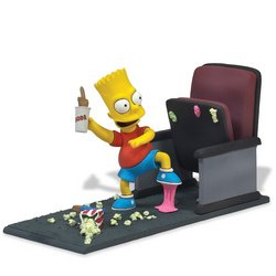 Picture of McFarlane The Simpsons Movie: Bart Figure (B000V22BZY) (McFarlane Action Figures)