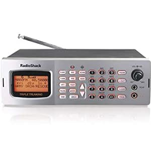 remanufactured radioshack pro 163 1000 channel triple