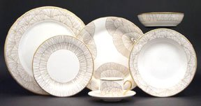 Pickard China Hillcrest Small Beverage Server & Cover